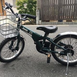 子供 自転車 16インチ Jeep