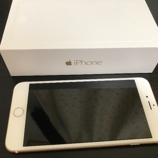 au iPhone6plus 64G  美品