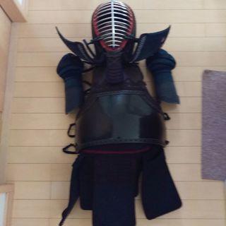 剣道の防具 一式