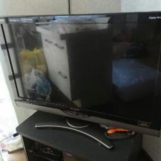 【取引中】SHARP AQUOS 32型液晶テレビ☆