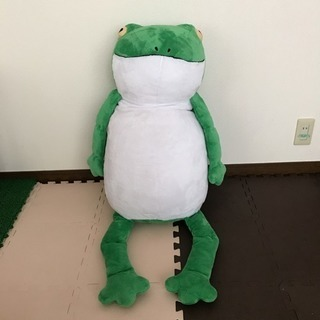 カエルのぬいぐるみ BIG