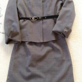 スーツ(ジャケット、スカート、ワンピース)3点セット