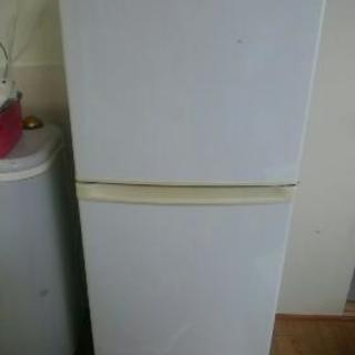 126L  冷蔵庫