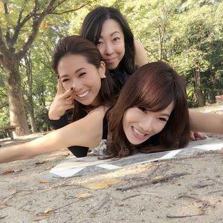 【大人気♪】名城公園で秋のパークヨガ♪