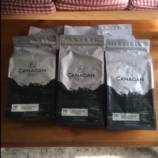 ●CANAGAN カナガン キャットフード〈新品未開封〉1袋●