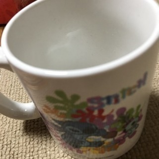 スティッチのマグカップ