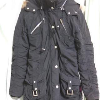 暖かいロングジャケット!!