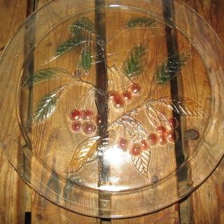 ガラス皿 メイドインランス