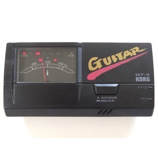 コルグ ギターチューナー メーター+LED表示 KORG GT-2...