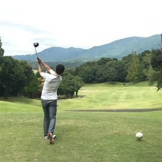 ゴルフ大好きな方!⛳️♥️ゴルフラブな方。ラウンドしたい方は遠慮な...