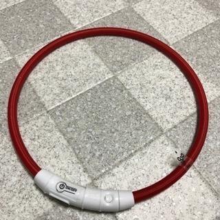 USB充電式 首輪
