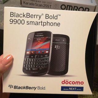 Blackberry  9900 DOCOMO