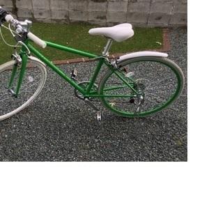 26インチクロスバイク