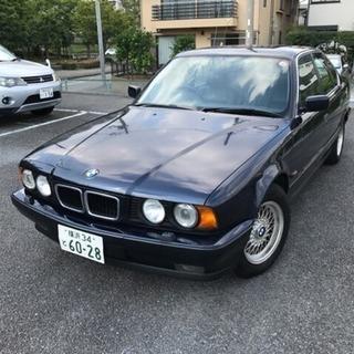 BMW 525i 本革シート サンルーフ ETC付き!