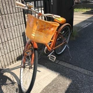 24型子供用自転車(小学生用)