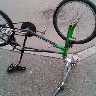 BMX 自転車 red-line 無料