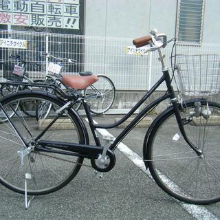 中古自転車42(防犯登録無料)ブリヂストン デコレッタ  前後タイ...