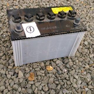 自動車廃バッテリー