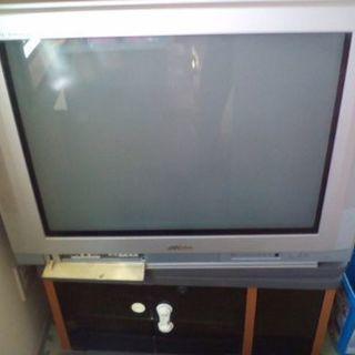 29インチビクターブラウン管テレビ
