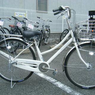 中古自転車46(防犯登録無料)サイクルベースあさひ トランスマチッ...