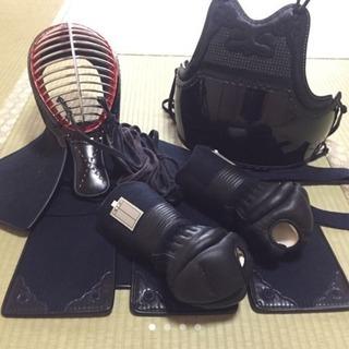 新品‼️展示品 剣道 防具 中学生用