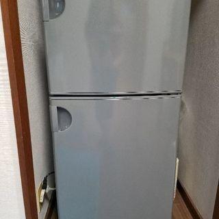 2ドア冷蔵庫 掃除済み 無料