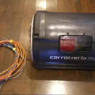 [carrozzeria] TS-WX707A 200W