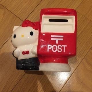 キティちゃん貯金箱