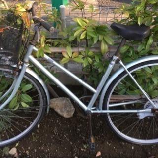 27インチ 自転車 ジャンク品