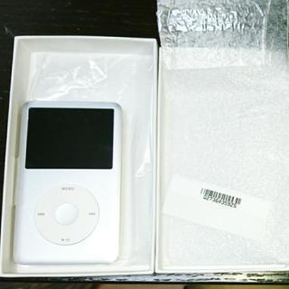 iPod classic 160GB シルバー ※値段交渉はします。