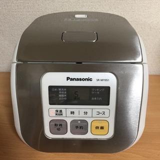 ★★★炊飯器(2014年製Panasonic)★★★