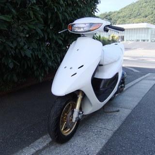 ホンダ ライヴディオ Dio-ZX 人気のパールホワイト車 実動中...