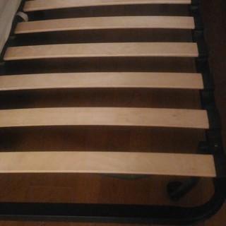 IKEA LYCKSELE ソファーベッド 金物本体のみ(マットなし)