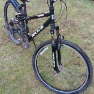 子供用自転車24インチ