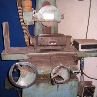 研削盤 ハリグ SGー35M 砥石たくさんあります。 砥石ハンガー付き
