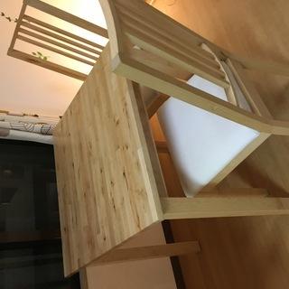 ダイニングテーブルセット(IKEA)