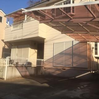 入居費用9.8万円 + 日割り家賃 大きな駐車スペース車2台駐車...