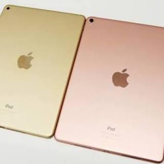 現行新型iPad 128GB Apple購入のSIMフリー ゴール...