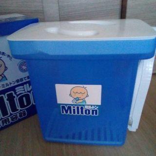 ミルトン 4L容器