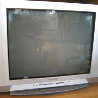 4:3 MITSUBISHI製 25型 ブラウン管テレビ