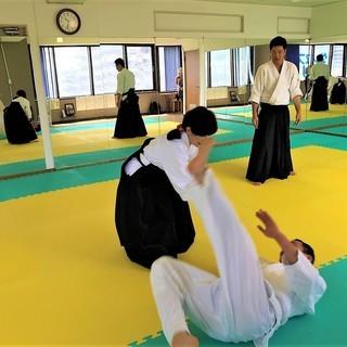 【 合気道 】 今なら体験入門2回無料!『実心館合氣道 湘南藤沢道場』