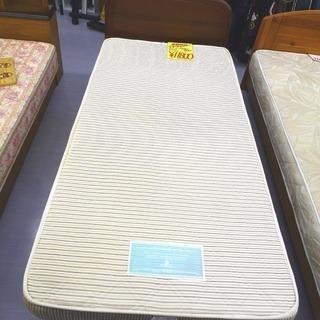 手稲リサイクル シングルベッド 収納付 格安品