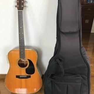 Morrisアコースティックギター W30