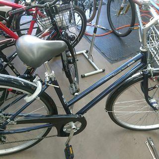 【中古モデル】 BRIDGESTONE 自転車 27インチ 6段ギ...