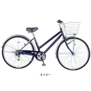 半年のみ使用 あさひオリジナルのシティサイクル(自転車)