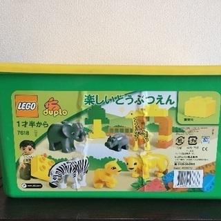 LEGO デュプロ 楽しい動物園 ブロック