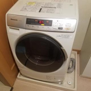 取引中 洗濯機 ドラム式 パナソニック