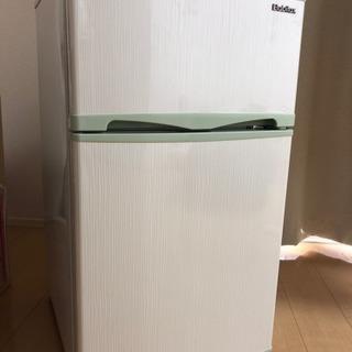 冷蔵庫 96L Elabitax