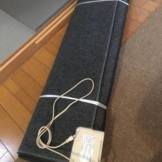 【値下げ】富士通製ホットカーペット1.3畳相当