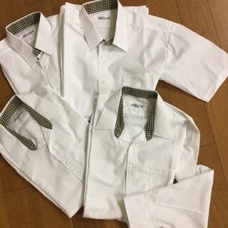 中越校高校のシャツ(男子用)
